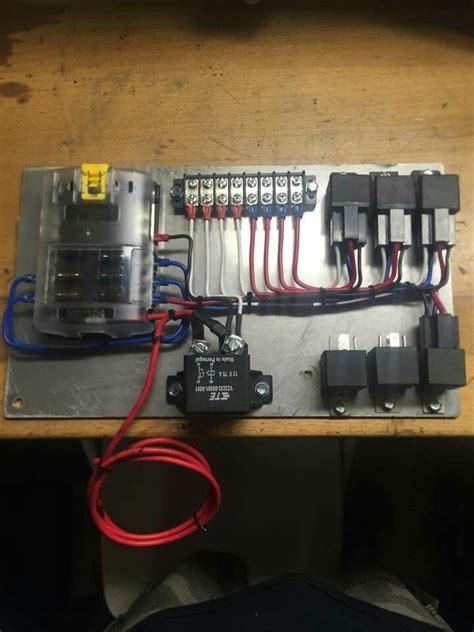 ls swap fuse  relay panel vehicle ls swap ls swap ls engine swap engine swap