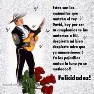 imagenes de feliz cumpleaños con mariachis las ma 241 anita lulucita 1 pinterest