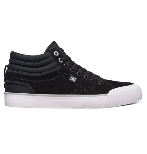 high top skate shoes s evan smith hi s high top skate shoes adys300380 dc