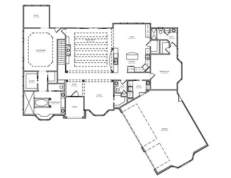 basement entry floor plans winsome design 2 bedroom house plans with garage and