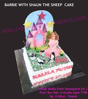 Kue Ulang Tahun Kue Ultah Shaun And Sheep 30x30 depok cake kue ulang tahun anak