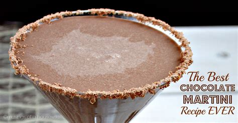 chocolate martini recipes best chocolate martini recipe