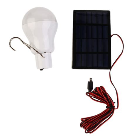 Solar Panel Lights Indoor Outdoor Indoor Solar Powered Led Lighting System Light