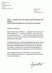 R Siliation De Bail Sans Pr Avis Lettre Modele Resiliation Loisirs Gratuit Document
