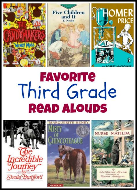 picture books for third graders favorite third grade read alouds happy homeschool nest