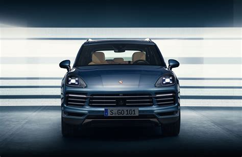 porsche new new porsche cayenne is here for 2018 by car magazine