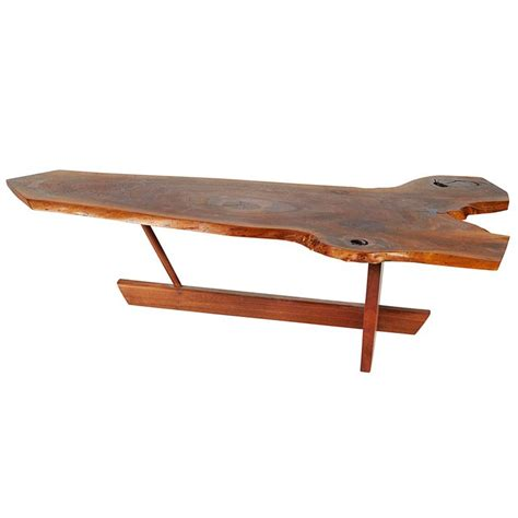 Nakashima Coffee Table George Nakashima Minguren Coffee Table For Sale At 1stdibs