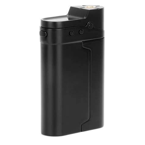 Spartans Box Mod Tc300 Black 300w vapmod spartans tc box mod black