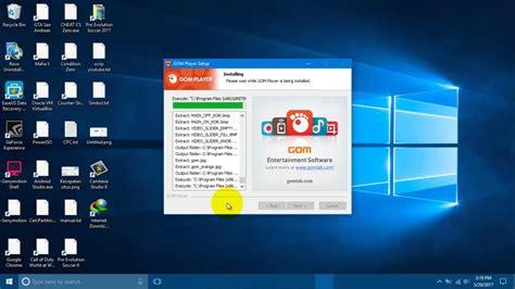 download youtube versi baru cara download dan install gom player versi terbaru di pc