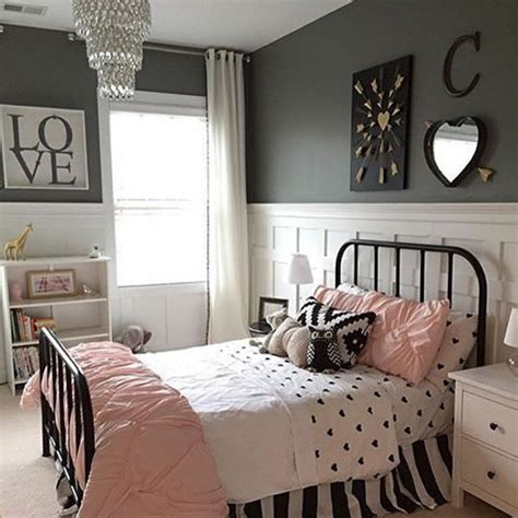 Black And Pink Bedroom by Best 25 Gray Pink Bedrooms Ideas On Pink Grey