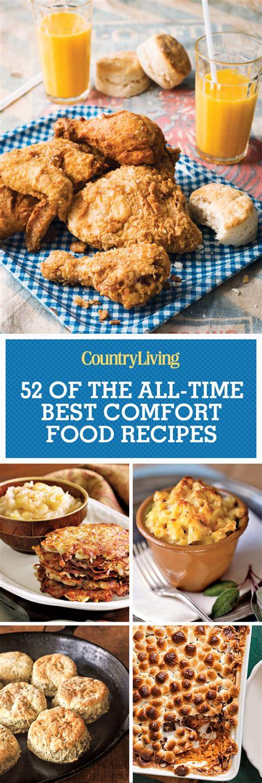 comfort food ideas 52 easy comfort food recipes best southern comfort food
