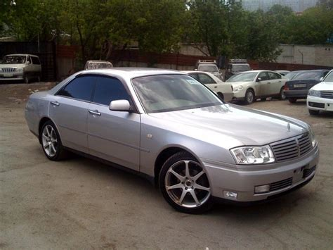 2004 Nissan Cedric 250l Four Related Infomation