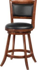 Bar Stools Furniture Coaster Furniture 101919 Swivel Counter Height Bar