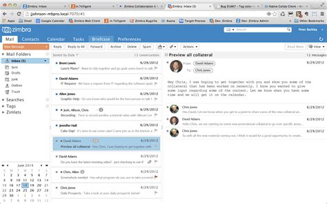 themes zimbra desktop how do i get this gui or is it a theme zimbra
