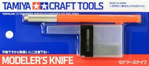 Tamiya Modeler S Knife 74040 tamiya 69905 74040 modeler s knife fluorescent orange