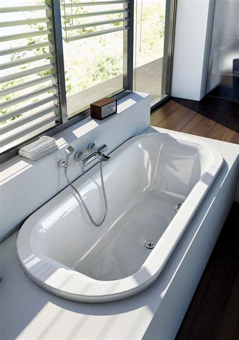 vasche da bagno a incasso in svariate forme e misure le vasche da incasso si