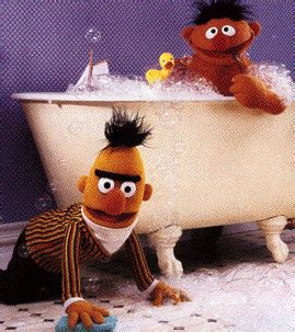 ernie in the bathtub a nightmare on sesame street short story obnoxious