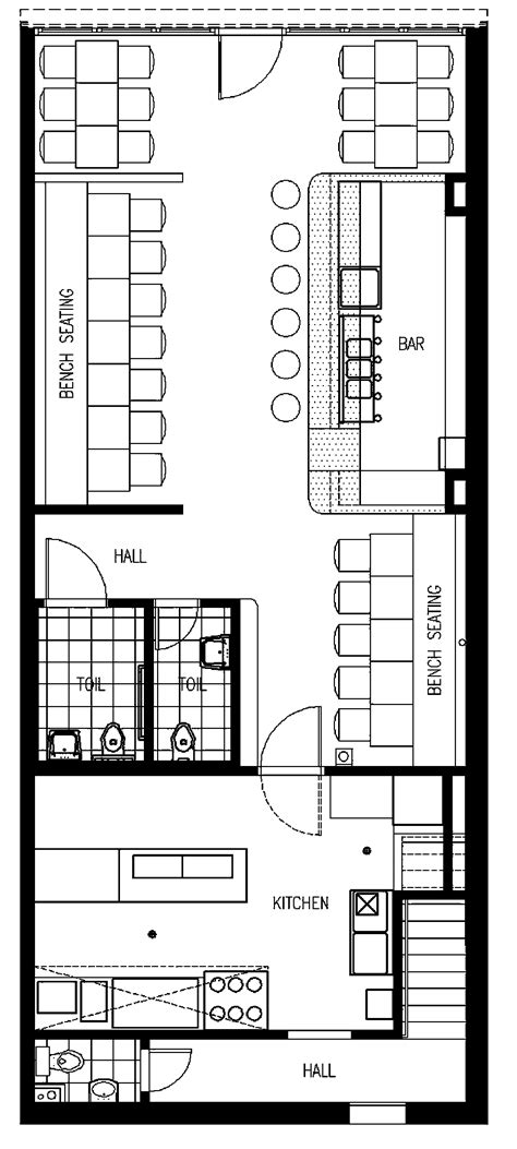 sandwich shop floor plan cafe floor plan pinteres