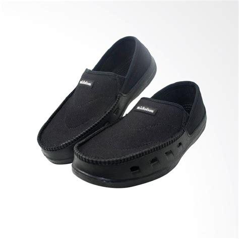 Daftar Sepatu Ardiles Pria jual ardiles slip on sepatu pria black harga kualitas terjamin blibli