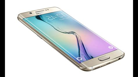 Samsung S6 Edge Gold samsung galaxy s6 edge gold platinum 32gb test
