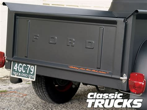 ford truck tailgate 301 moved permanently