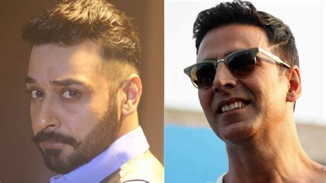Akshay Kumar Hairstyle by Akshay Kumar Hairstyle Hair Is Our Crown