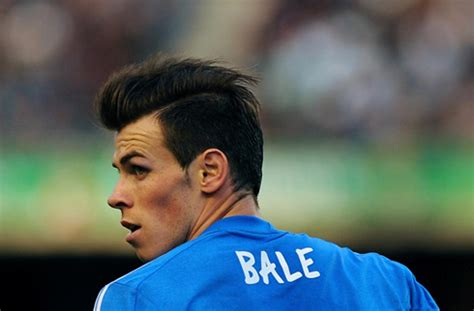 gareth bale hairstyle photos betis 0 5 real madrid ronaldo and company slam 5 without