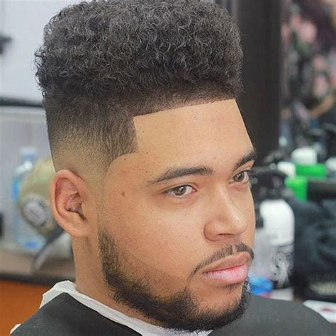 curly fade to fro curly hair fade