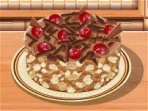 jeux de cuisine gateau au chocolat jeu ecole de cuisine de g 226 teau au chocolat sur jeux com