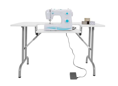 fold cutting table 1000 ideas about folding sewing table on