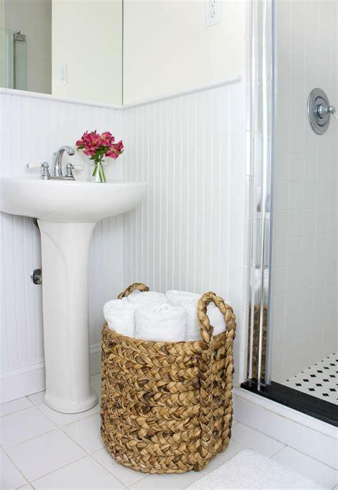Bathroom Towel Storage Baskets One Beautiful Basket Eight Everyday Uses