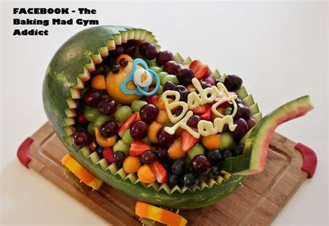 watermelon crib for baby shower pin by the baking mad addict on creations of the