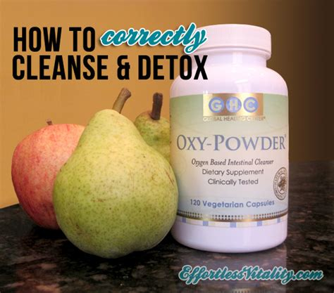 How To Help Detox From by Cleanse Your For Health Effortless Vitality