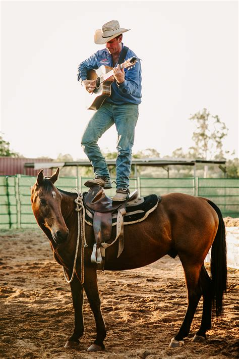 tom curtain country music a taste of the nt outback life comes to wa s seven west