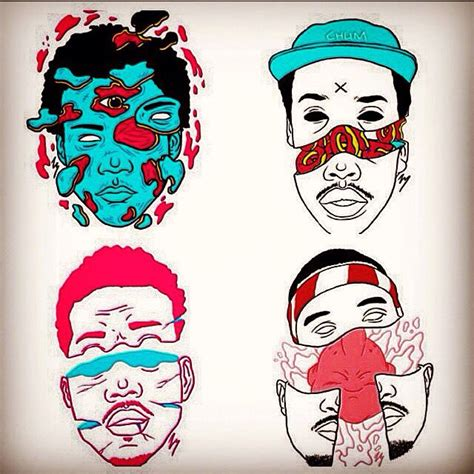 frank ocean tattoo frank earl chance the rapper and childish