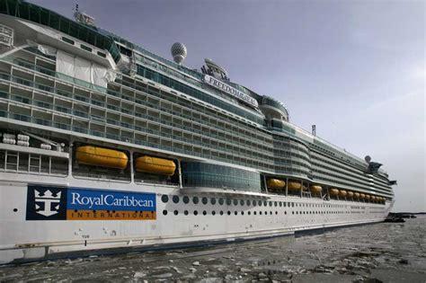Time Spent At Sea Cruise Blog: Royal Caribbean's Big 5