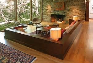 sunken living room designs sunken living rooms step down conversation pits ideas photos