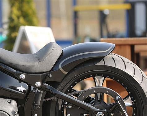 Motorrad Fahren Ohne Sitzbank by Thunderbike 260mm Steel Heckfender F 252 R Softail Breakout