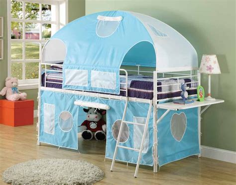 tent bunk bed cute bed tent ideas that will be nice addition to kids