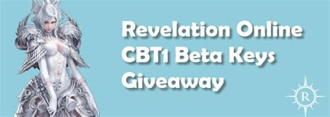 Revelation Online Beta Key Giveaway - revelation online cbt1 beta keys giveaway 2 dulfy