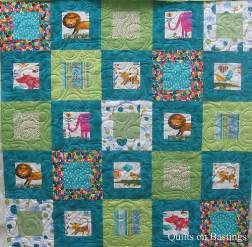 quilts on bastings modern baby quilt