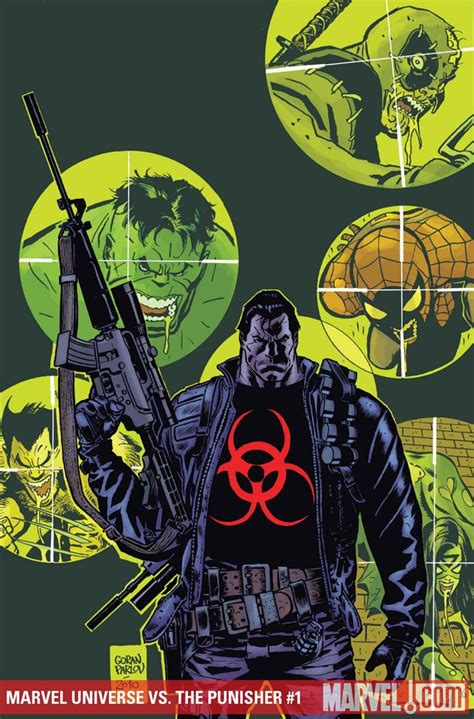 punisher vs the marvel marvel comics for august 2010 major spoilers comic book reviews news previews and podcasts