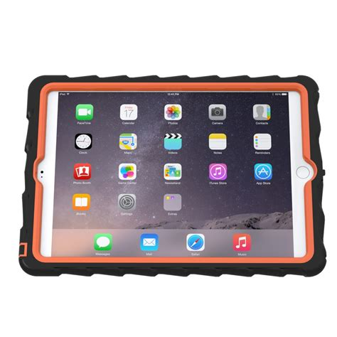 rugged tablet cases gumdrop cases hideaway stand apple air 2 rugged tablet a1566 a1567