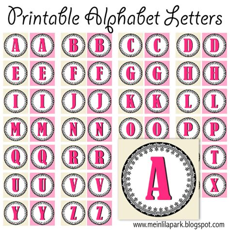 free printable letters pink 7 best images of free printable pink letters circle