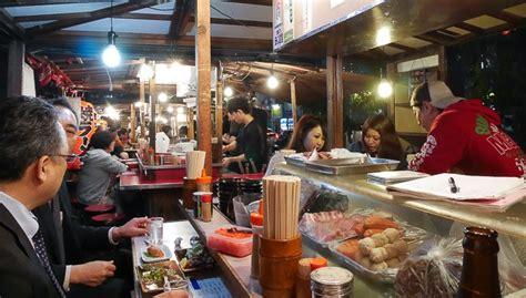 fukuoka travel food stalls yatai fukuoka travel food stalls yatai