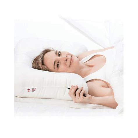 Support Pillows Air Adjustable Cervical Support Pillow
