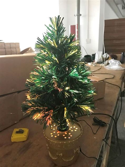 melville direct recalls fiber optic christmas trees due to