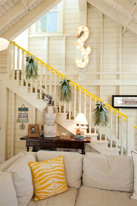 Decorating The Stairs by Decorate The Stairs For 30 Beautiful Ideas