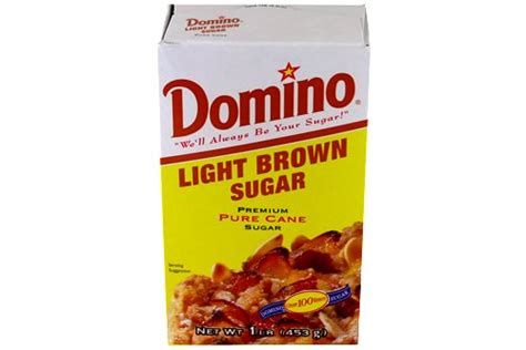 Light Or Brown Sugar by Domino Light Brown Sugar 16oz By 51830 Buy