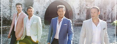 il divo tours il divo pasion tour pittsburgh official ticket